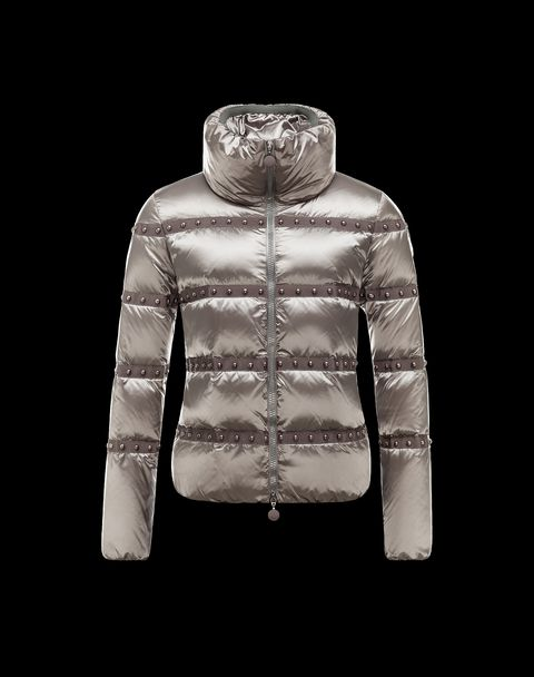 MONCLER Women - Autumn-Winter 13/14 - OUTERWEAR - Jacket - BOURRACHE