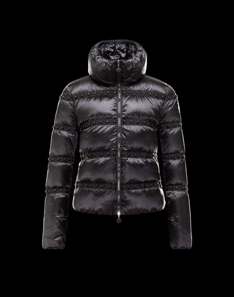 MONCLER Women - Spring-Summer 14 - OUTERWEAR - Jacket - BOURRACHE