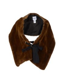 MOSCHINO CHEAPANDCHIC - Faux fur
