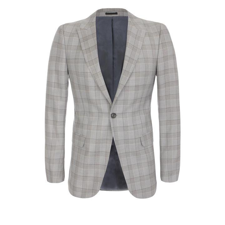 Alexander McQueen, Summer Check Jacket
