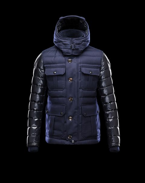 MONCLER Men - Fall-Winter 13/14 - OUTERWEAR - Jacket - NICHOLAS
