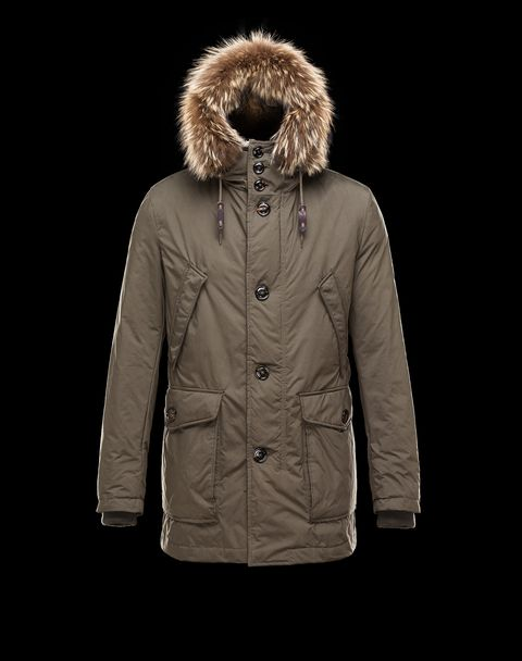 MONCLER Men - Fall-Winter 13/14 - OUTERWEAR - Jacket - CHATEAUBRIANT