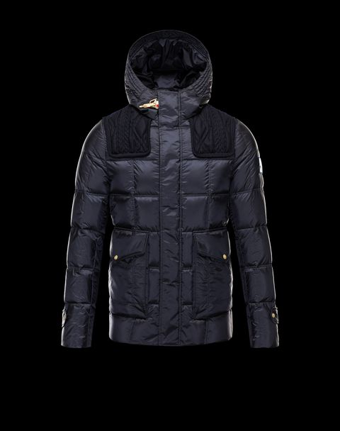 MONCLER GAMME BLEU Men - Fall-Winter 13/14 - OUTERWEAR - Jacket -