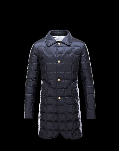 MONCLER GAMME BLEU Men - Autumn-Winter 13/14 - OUTERWEAR - Coat -