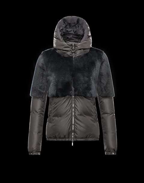 MONCLER Women - Fall-Winter 13/14 - OUTERWEAR - Jacket - LIEUX