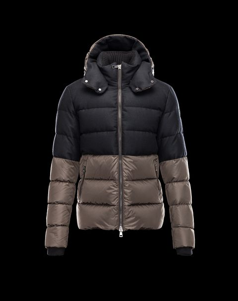 MONCLER Men - Autumn-Winter 13/14 - OUTERWEAR - Jacket - NOIR