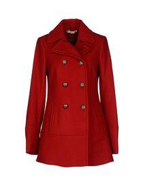 CHEMINS BLANCS - Mid-length jacket