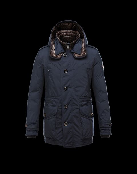 MONCLER Men - Autumn-Winter 13/14 - OUTERWEAR - Jacket - MORMANT