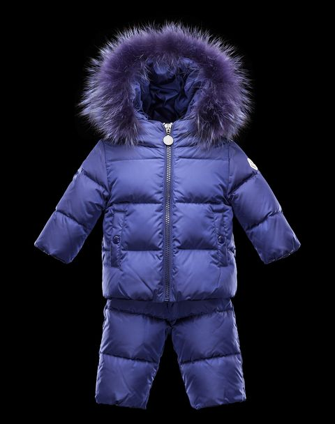MONCLER ENFANT Women - Fall-Winter 13/14 - OUTERWEAR - Pants and jacket suit  - LALIE