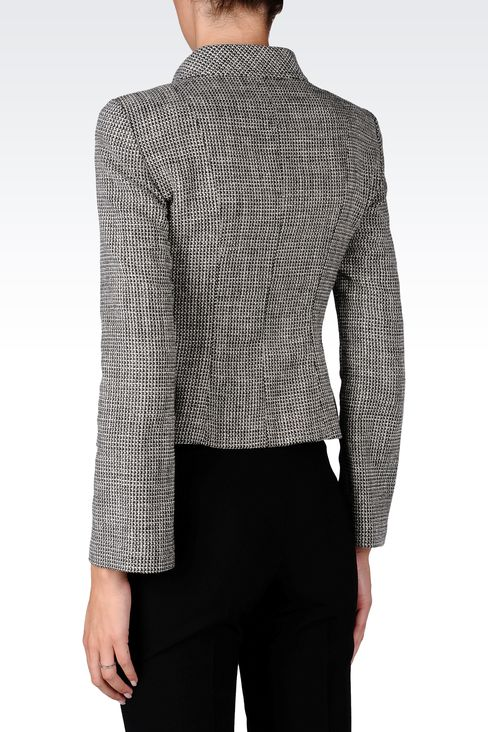Jackets: Dinner jackets Women by Armani - 3