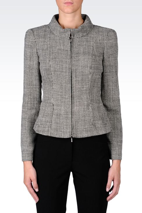 Jackets: Dinner jackets Women by Armani - 2