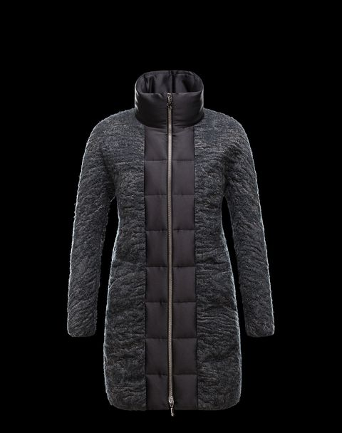 MONCLER GAMME ROUGE Women - Spring-Summer 14 - OUTERWEAR - Coat -