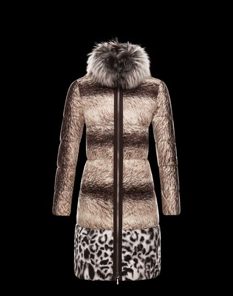 MONCLER GAMME ROUGE Women - Fall-Winter 13/14 - OUTERWEAR - Coat -