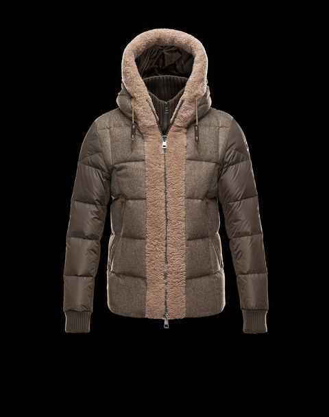 MONCLER Men - Fall-Winter 13/14 - OUTERWEAR - Jacket - MONTMEDY