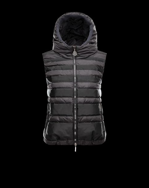 MONCLER Women - Fall-Winter 13/14 - OUTERWEAR - Vest - CORONILLE