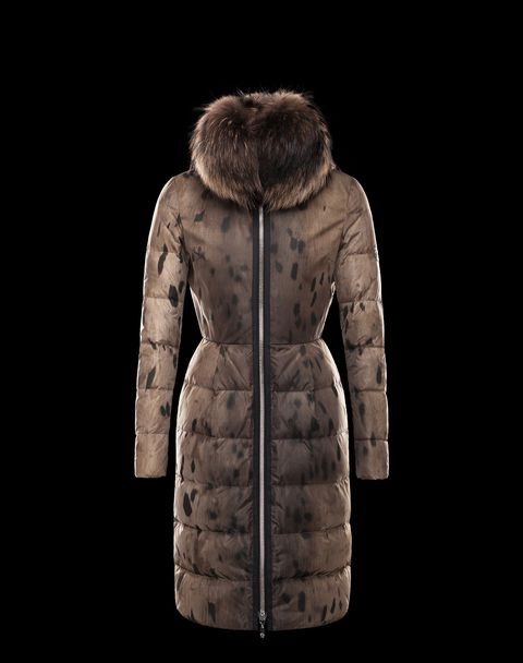 MONCLER GAMME ROUGE Women - Fall-Winter 13/14 - OUTERWEAR - Heavy jacket -