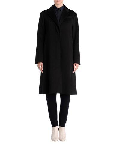 Elegant Woven Cashmere Coat