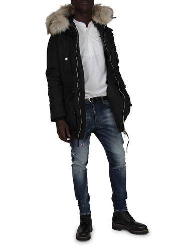 DSQUARED2 - Mid-length jacket