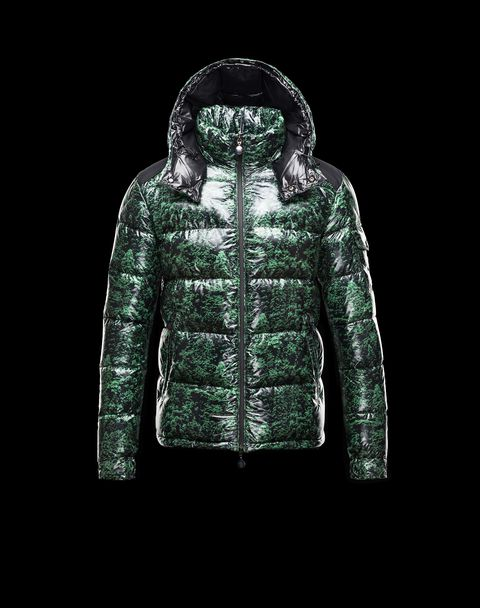 MONCLER Men - Autumn-Winter 13/14 - OUTERWEAR - Jacket - FOREST