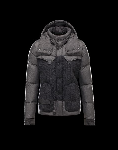 MONCLER W Men - Fall-Winter 13/14 - OUTERWEAR - Jacket - ALBEMARLE