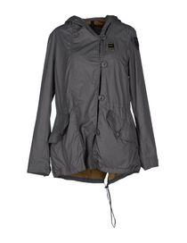 BLAUER - Mid-length jacket