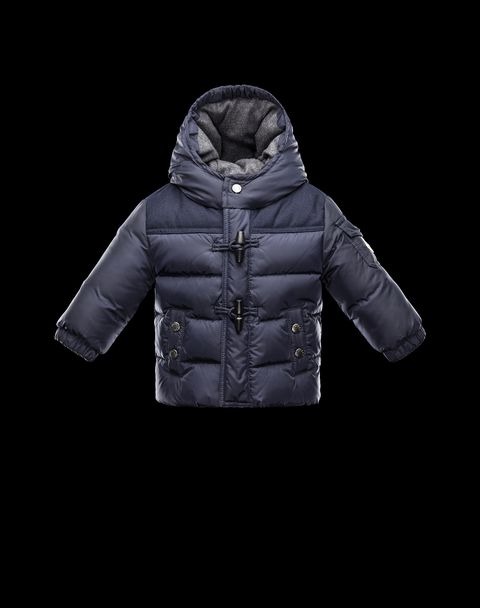MONCLER ENFANT Women - Spring-Summer 14 - OUTERWEAR - Jacket -