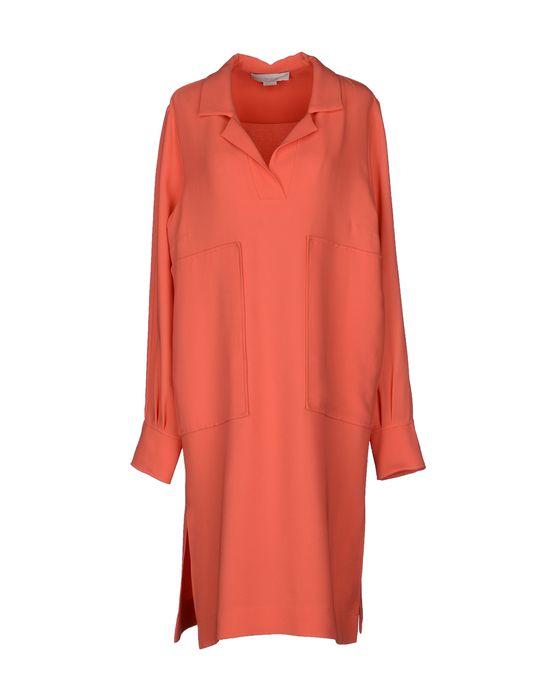 Фото STELLA MCCARTNEY Короткое платье. Купить с доставкой