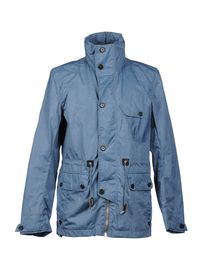 PLECTRUM by BEN SHERMAN - Mid-length jacket
