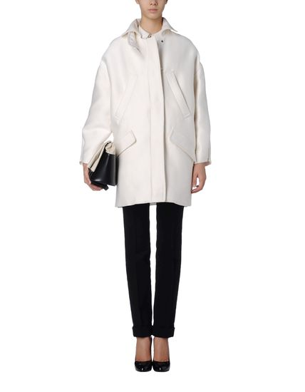 Mid-length jacket Women's - GIAMBATTISTA VALLI