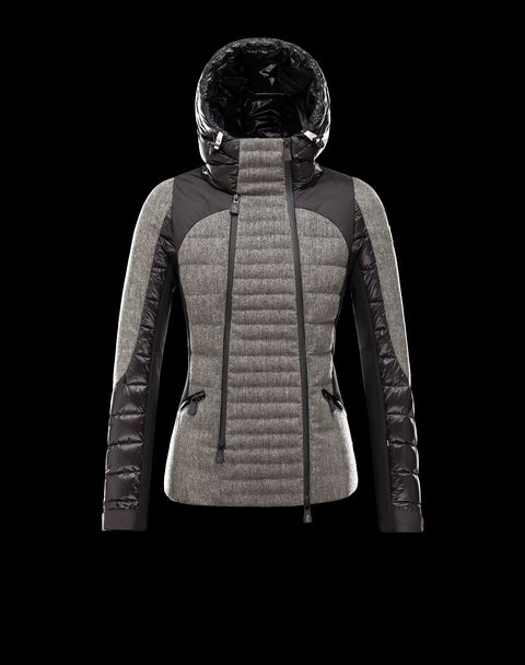 MONCLER GRENOBLE Women - Fall-Winter 13/14 - OUTERWEAR - Jacket - ROCHEBRUNE
