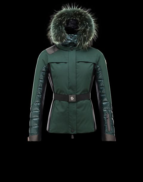 MONCLER GRENOBLE Women - Fall-Winter 13/14 - OUTERWEAR - Jacket - SKILBRUM