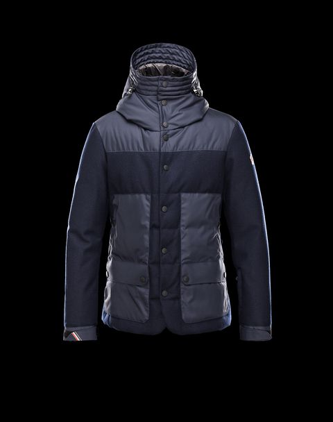 MONCLER GRENOBLE Men - Autumn-Winter 13/14 - OUTERWEAR - Jacket - FERION