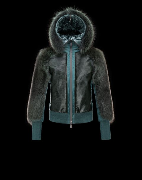 MONCLER GRENOBLE Women - Autumn-Winter 13/14 - OUTERWEAR - Jacket - AIGOUAL