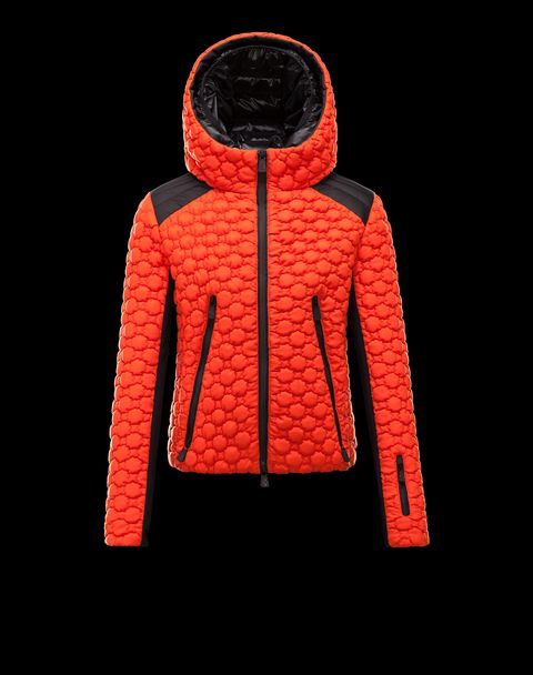 MONCLER GRENOBLE Women - Spring-Summer 14 - OUTERWEAR - Jacket - SOUBEYRAN