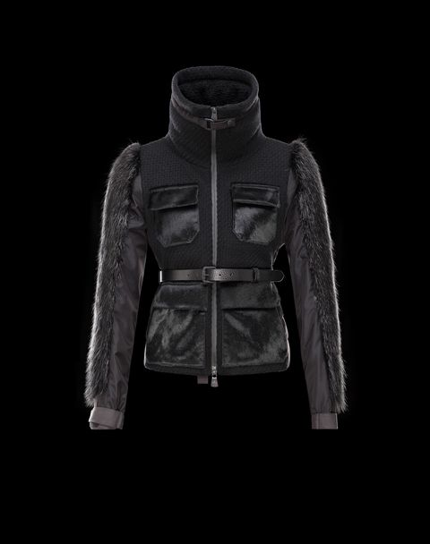 MONCLER GRENOBLE Women - Fall-Winter 13/14 - OUTERWEAR - Jacket - ANNAPURNA