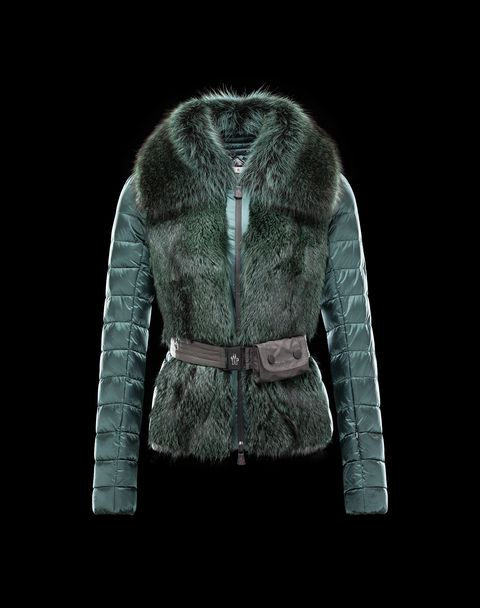 MONCLER GRENOBLE Women - Spring-Summer 14 - OUTERWEAR - Jacket - JAGERHORN
