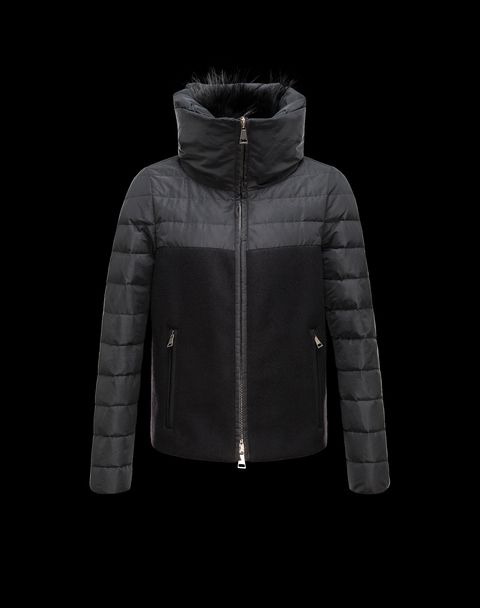 MONCLER Women - Fall-Winter 13/14 - OUTERWEAR - Jacket - PONTEDERIE