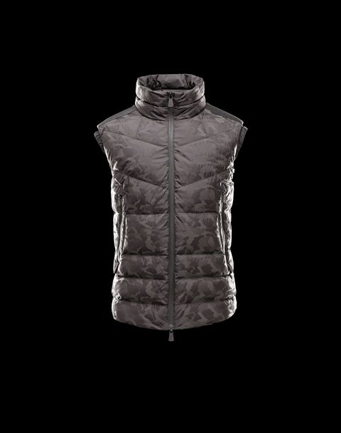 MONCLER GRENOBLE Men - Autumn-Winter 13/14 - OUTERWEAR - Waistcoat - ARMESBERG