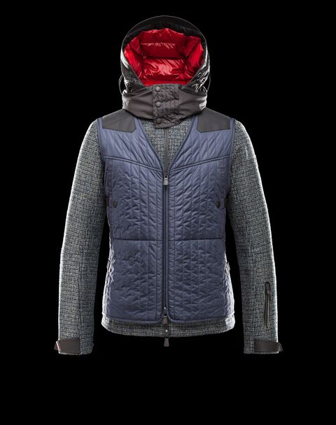 MONCLER GRENOBLE Men - Fall-Winter 13/14 - OUTERWEAR - Jacket - MONTFERRAT
