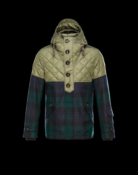 MONCLER Men - Autumn-Winter 13/14 - OUTERWEAR - Jacket - ALTIER