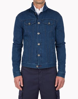 BRUNELLO CUCINELLI Denim outerwear U MF6636218 f