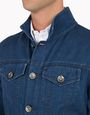 BRUNELLO CUCINELLI MF6636218 Denim outerwear U d