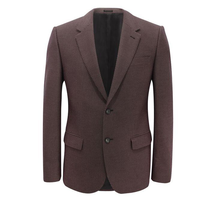 Alexander McQueen, Pique Deconstructed Jacket