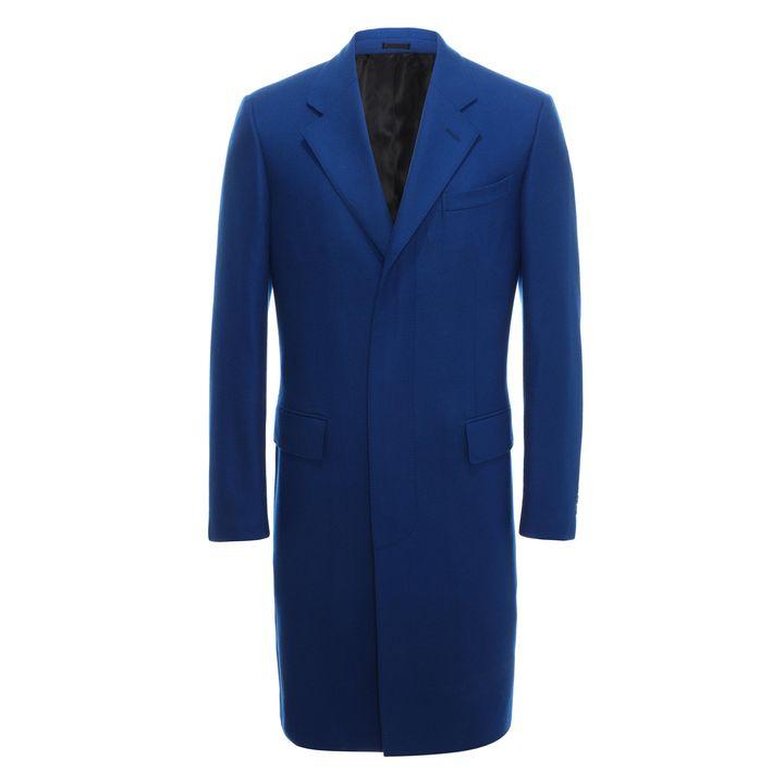 Alexander McQueen, Light Cashmere Overcoat