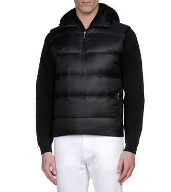 ZEGNA SPORT: Fabric Jacket Dark brown - 41407881BW