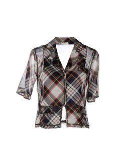 DRIES VAN NOTEN - РУБАШКИ - Рубашки с короткими рукавами