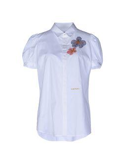 DSQUARED2 - РУБАШКИ - Рубашки с короткими рукавами