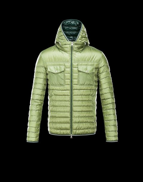 MONCLER Men - Spring-Summer 14 - OUTERWEAR - Jacket - CLOVIS