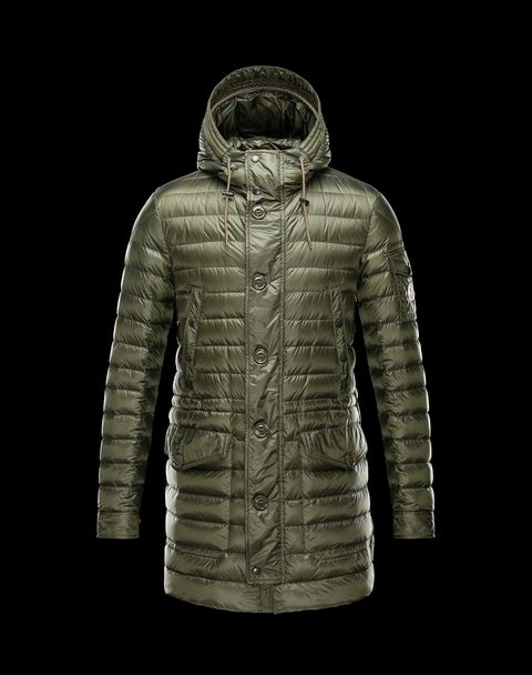 MONCLER Men - Spring-Summer 14 - OUTERWEAR - Heavy jacket - BENJAMIN