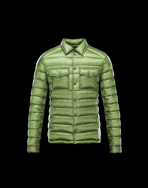 MONCLER Men - Spring-Summer 14 - OUTERWEAR - Jacket - GREGOIRE